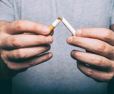 'Virüs salgını sigarayı bırakmak için iyi bir fırsat'