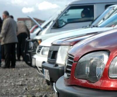 2. el araçlarda işler açılıyor