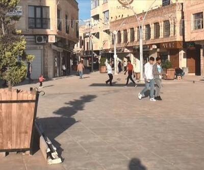 Geçen yıl 2 milyon turistin geldiği Midyat'ta, salgının bitmesi bekleniyor