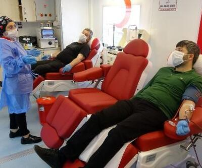 Trabzon'da 'Covid-19'u yenen 104 kişi, immün plazma bağışladı