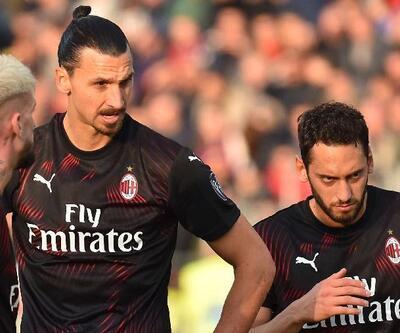 'Ibrahimovic'in tuttuğu takımın renginde sarı var'