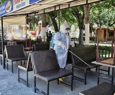 Kuşadası'nda kafe ve restoranlar normalleşme sürecine hazır