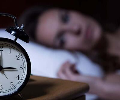 Uyku problemi yaşayanlar bu besini tüketsin!
