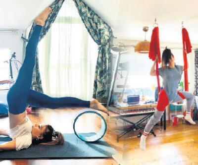 Yogayla formunu koruyor