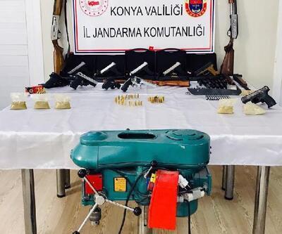 20 tabancayla yakalandılar, silah kaçakçılığından tutuklandılar