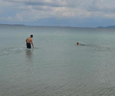 İzmirliler deniz sezonunu açtı