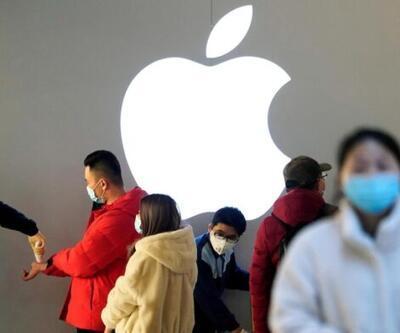 Apple Store mağazaları yağmalandı
