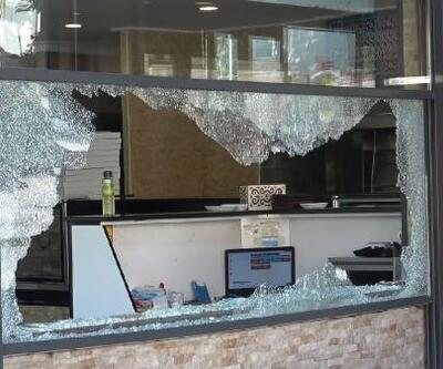 Arnavutköy'de restoranda pompalı dehşeti
