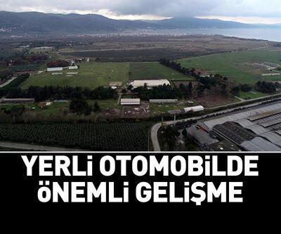 Türkiye'nin Otomobili'nin fabrikası için önemli gelişme
