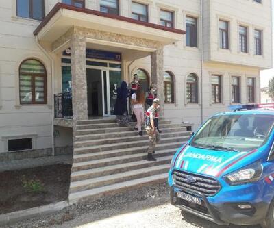 Adıyaman'da hırsızlık şüphelisi 3 kadına gözaltı