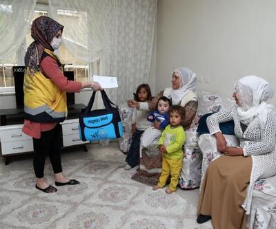 Van Büyükşehir Belediyesi'nden 'Hoş Geldin Bebek' projesi