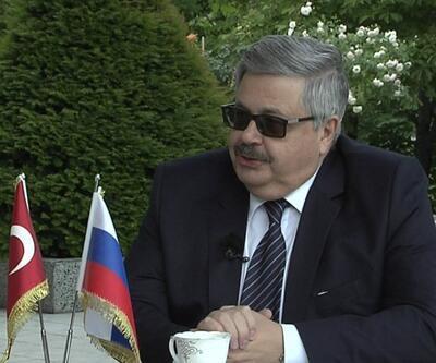 Rus Büyükelçi CNN TÜRK'e konuştu
