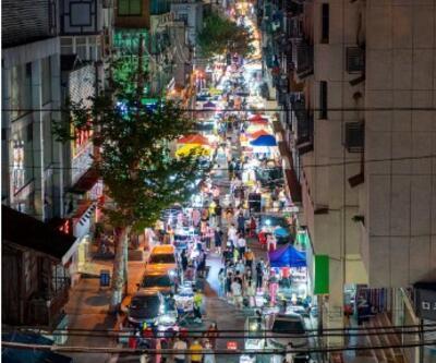 Salgının başladığı Wuhan'da hayat 110 gün sonra tamamen normale döndü