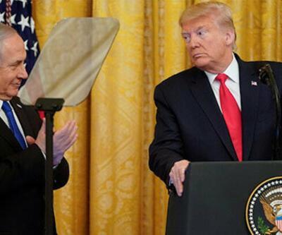 Trump'ın Orta Doğu planına İsrail'den açıklama: Bir kısmını benimsiyoruz