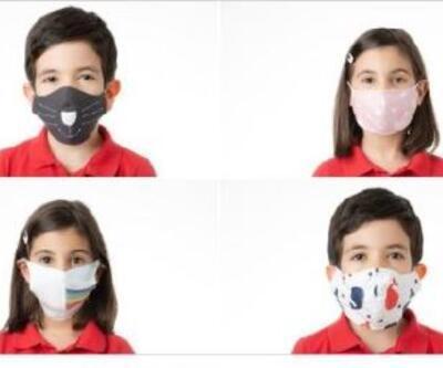 Bakan Selçuk'tan 'çocuklara özel maske' paylaşımı