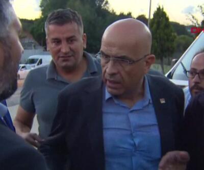 Berberoğlu cezaevinden çıktı   Video
