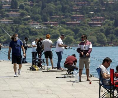 İstanbul, yeni normalleşme sürecinin ilk hafta sonunu dışarıda geçirdi