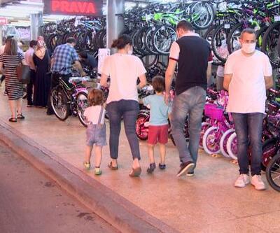 Son dakika: Bisiklete talep arttı | Video