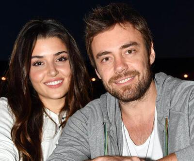 Hande Erçel'den Murat Dalkılıç'a büyük destek