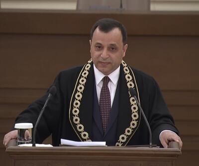 Arslan: AYM'nin görevi temel hak ve özgürlükleri korumak | Video