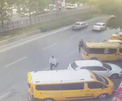 Son dakika haber: Yabancı uyruklu kişiye tokat atan 2 bekçi açığa alındı
