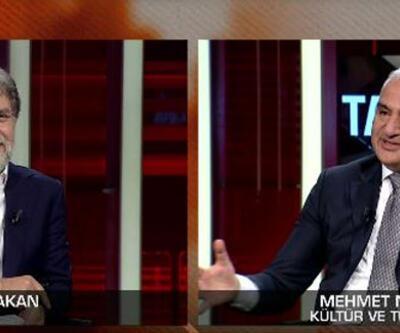 Son dakika haberi... Kültür ve Turizm Bakanı Mehmet Nuri Ersoy CNN TÜRK'te | Video