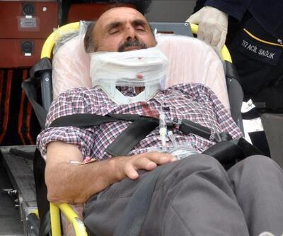 Kayseri'de kaza: 2 yaralı