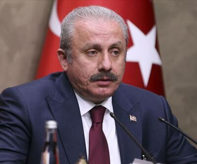 TBMM Başkanı Şentop Türk Kızılay'ın 152. yıl dönümünü kutladı