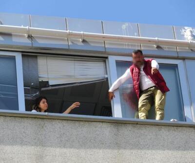 Son dakika... Kadıköy Belediye binasında intihar girişimi