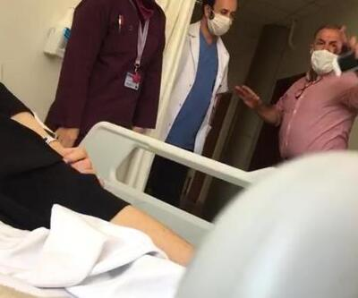 Son dakika... 87 yaşındaki hastasına hakaret eden doktora soruşturma | Video