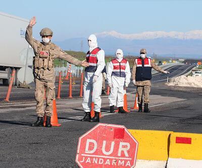 Son dakika: Adana'ya giriş- çıkışlara 'eylem' sınırlaması