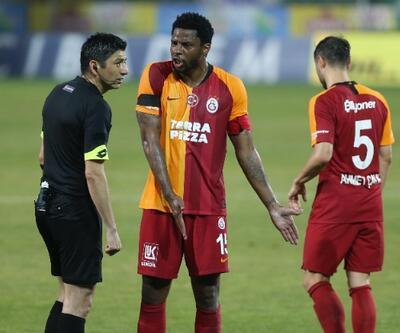 Galatasaray Rize'de ağır hasar aldı