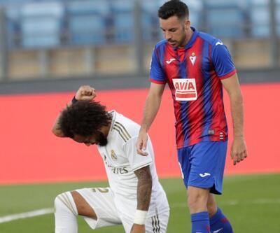 Marcelo'dan anlamlı hareket