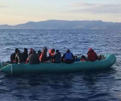 Çanakkale'de 125 kaçak göçmen yakalandı