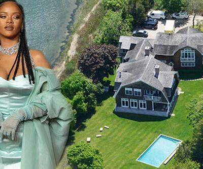 Rihanna 415 bin dolara ev kiraladı