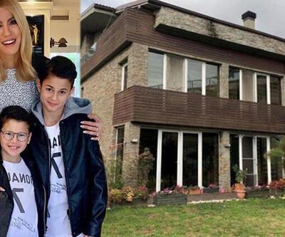 Çağla Şıkel çocukları için evini satmaktan vazgeçti