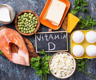 D vitamini zengini yiyecekler