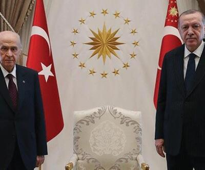 Erdoğan-Bahçeli görüşmesinin perde arkası! Seçimin 2023'te olması için mutabık kaldılar