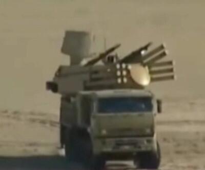 Rus savunma sistemine yeni füzeler | Video