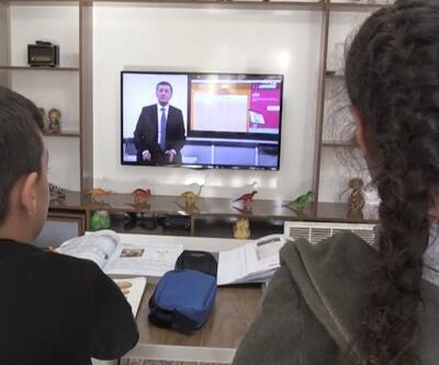 Bakanlık uzaktan eğitimin bilançosunu açıkladı | Video