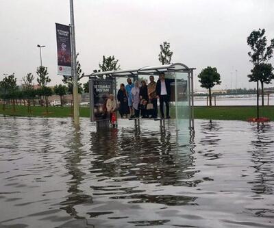 Meteoroloji'den kuvvetli yağış uyarısı! Sel ve su baskınına dikkat
