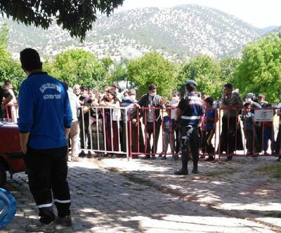 Ziyarete gelen çiftte koronavirüs tespit edildi, Abdal Musa Türbesi ziyarete kapatıldı