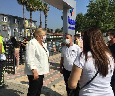 Başkan Erdem öğrencilerin LGS heyecanına ortak oldu