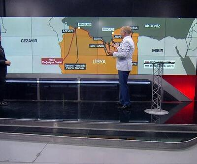 Son dakika: Libya'daki savaş: Enerji Satrancı | Video