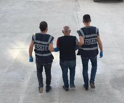 Kahta'da hırsızlık şüphelisi 1 kişi tutuklandı