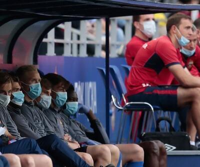 CSKA Sofya'da koronavirüs krizi