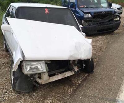 Bursa'da zincirleme kaza: 12 yaralı