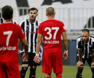 Altay'dan Akhisar'a 3 gol