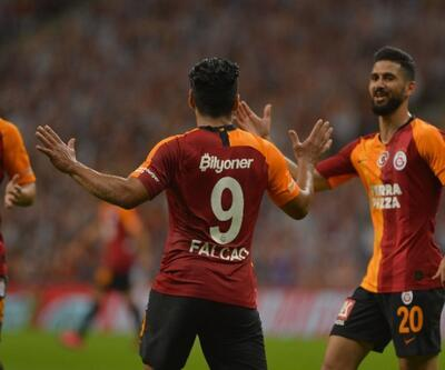Galatasaray 3-3 Gaziantep FK MAÇ ÖZETİ