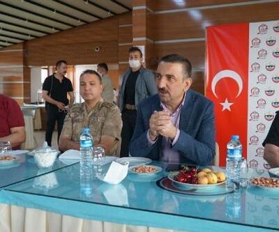 Vali Hacıbektaşoğlu'ndan spor tesisinde inceleme